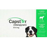 Buy cheap Capstar Green Box Flea Oral Treatment for Large Dogs Over 25lbs. 6 Pill/tablets from wholesalers