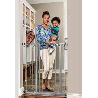 Buy cheap Regalo Deluxe Easy Step Extra Tall Gate Platinum, 29-39 Inches Wide from wholesalers