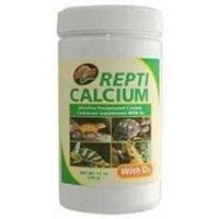 Cheap Zoo Med Reptile Calcium with Vitamin D3, 12-Ounce for sale