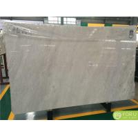 Cheap China Gray Travertine Marble Slabs Fabricating For Floor Tiles And Wall Tiles wholesale