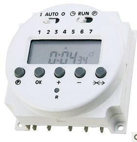 China Consumer Electronics Timer Switch-FM-S4