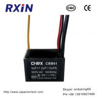 China CBB61 Ceiling Fan Speed Regulation Switched Capacitor on sale
