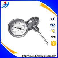 Cheap JH-049 Industrial bimetal thermometer for sale