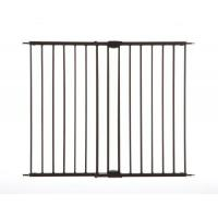 China Dogs North States Easy Swing and Lock Metal Gate, Matte Bronze on sale