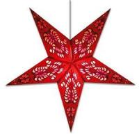 24 inch paper star lamp