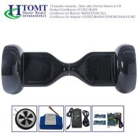 Cheap Powerboard Self Balancing Scooter Two Wheel Hoverboard Tire Size 6.5 Inch wholesale