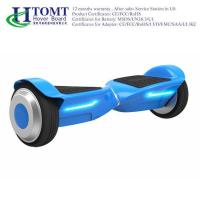 Cheap Red Electrical 2 Wheel Hoverboard Self Balancing Smart Scooter Low Consumption wholesale