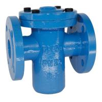 Buy cheap Cast Iron basket strainer, flange type from wholesalers