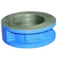 Buy cheap single door wafer swing check valve from wholesalers