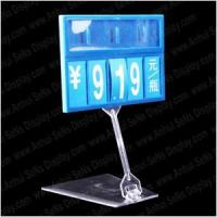 Buy cheap plastic display super grip with adhesive tape Item No:020303700600 from wholesalers