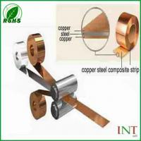 Buy cheap Copper clad steel from wholesalers