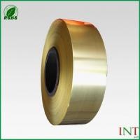 Buy cheap Brass tape from wholesalers