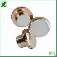 Buy cheap Trimetal contact rivets from wholesalers