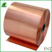 Buy cheap Copper foil from wholesalers