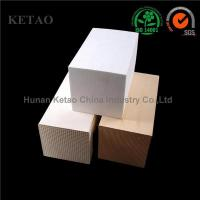 Buy cheap Cordierite Mullite Alumina Corundum Honeycomb Ceramic heater Regenerator from wholesalers