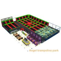 Buy cheap best indoor trampoline Code: JP-A5005 from wholesalers