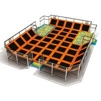 Buy cheap big air trampoline Code: JP-A1007 from wholesalers