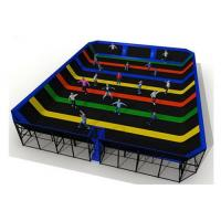 Buy cheap trampoline park for sale Code: JP-A1008 from wholesalers