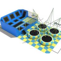 Buy cheap trampoline park Code: JP-A1006 from wholesalers