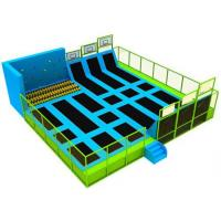 Buy cheap indoor trampoline park Code: JP-A1001 from wholesalers
