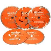 Buy cheap 4 1/2''-14'' Long Life Diamond DRY/WET/TURBO Saw Blade for Concrete, Tile, Masonry from wholesalers