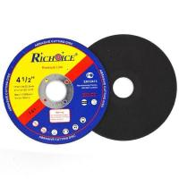 Buy cheap Abrasive Cutting Disc/cut-off Wheel for Metal, Inox,cast Iron ,non-ferrous Metal from wholesalers