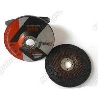 Buy cheap 100x6x16mm T27 Grinding Disc for Stainless Steel from wholesalers