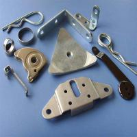 Buy cheap China OEM Metalsheet Fabrication Parts by Stamping from wholesalers