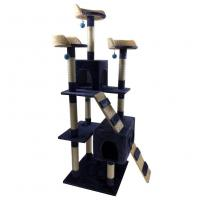 Cheap Pelay Cat Tree Condo Furniture Bed Pet Scratching Post Kitten House (M9) for sale