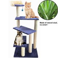Cheap Pelay Cat Tree Condo Furniture Bed Pet Scratching Post Kitten House (M7) for sale