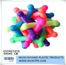 Quality TPE TPR Pet Toy and Materials wholesale