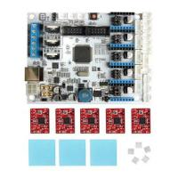 GT2560 3D printer control board package
