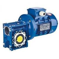 Cheap AC Worm Geared Motor/Single Worm Gearbox for sale