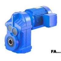 Cheap FA Series Parallel Shaft Gear Motor for sale