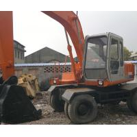 Used Hitachi Wheel Excavators for Sale