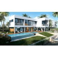 Cheap Well Decorated Prefabricated Luxury Container House Villa for Living Unit for sale