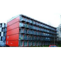 Cheap Multi-Storey Light Steel Structure Modular Construction Apartment Building for Sale for sale