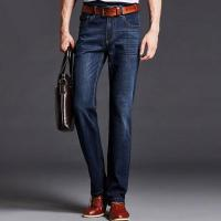 Cheap Business casual mens trousers and slim for sale