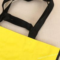Cheap PP Woven Bag New Style Yellow PP Woven Bag With Lamination wholesale
