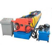 Buy cheap 12 Rows Downspout Roll Forming Machine / Tube Forming MachineFor Steel Plate from wholesalers