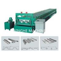 Buy cheap Energy Saving Trapezoidal Sheet Roll Forming Machine, Cold Forming Machine from wholesalers