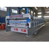 Buy cheap High Capacity Metal Roof Forming MachineFor 0.3 - 0.8mm Thickness Steel Plate from wholesalers