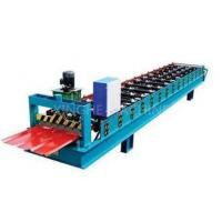 Buy cheap ISO9001 Approved Cold Roll Forming Machines To Process Color Steel Plate from wholesalers