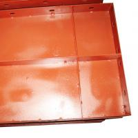 Cheap Construction Concrete Steel Shutter Plate Painted B Type with Plate Thickness 1.2mm for sale