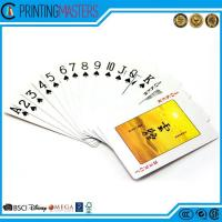Cheap Cheap Factory Price Custom Playing Cards In Bulk wholesale