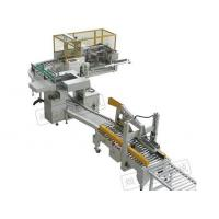 Fully automatic opening-filling-sealing line