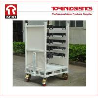 Cheap industrial logistic&conveying used collapsible metal rack wholesale