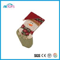 Cheap Fashion Christmas Socks Gift With Excellent Embroider, Christmas Socks Fuzzy Cute And Lovely for sale