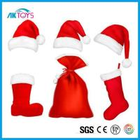 Cheap Various Design Of Christmas Boots,high Quality Christmas Boots Soft Toy And Stuffed Toy for sale