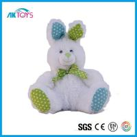 Cheap Lovely Valentine's Day Rabbit Plush, Soft Rabbit Toys And Stuffed Toy For Valentine's Gift for sale